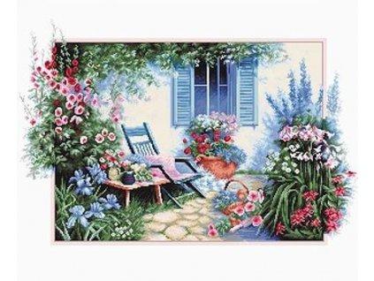 LUC-B2342 Květinová zahrada