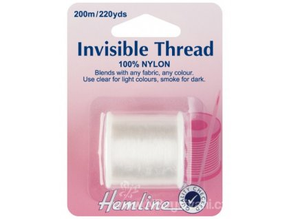 ALL-H240 Invisible Thread Clear (200m)