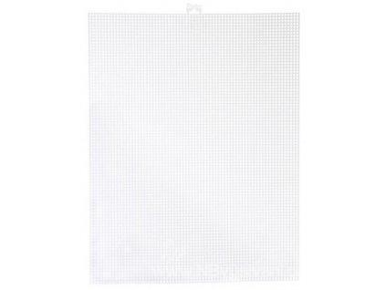 ALL-PCANVAS10-26 Plastová aida 10ct čirá, tvrdá (33x26cm)