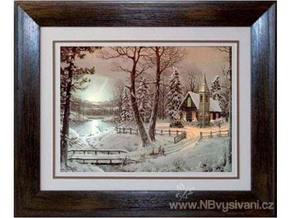 ART-LUC-B321 Zimní krajina