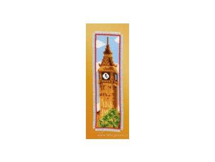 ART-VE17.512 Záložka - Londýn