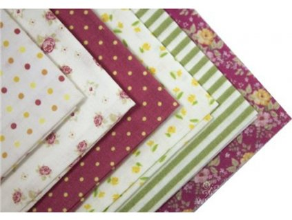 ART-AM501007T Fat Quarter (48x50cm, 6ks)