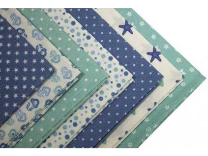 ART-AM501001T Fat Quarter (48x50cm, 6ks)