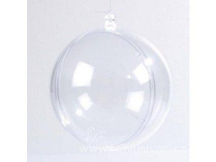 RICO-08541.00.00 Plastová koule 8cm