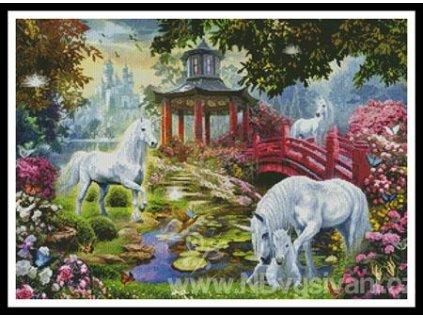 82349 ic28539 13653 unicorn summer house predloha