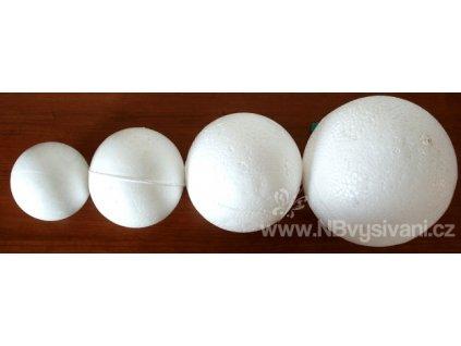K06 Polystyrenová koule 6cm