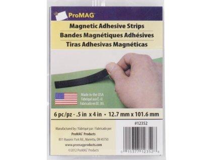 12352 Magnetické pásky (6ks)
