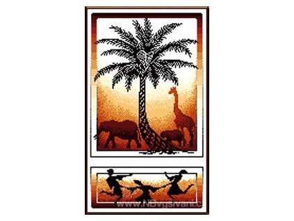 ZR-AI003 Africký příběh
