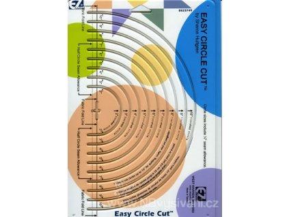 8823749 Pravítko Easy Circle Cut