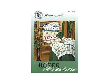 HOF950015 Drobné květinové motivy (předloha)