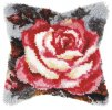 OR4017 Polštářek s růží (tapico)