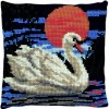 PA003.189 Polštářek s labutí