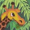 KL8-243 Žirafa (korálkové vyšívání)