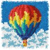 72-75195 Polštářek s balónem (tapico)