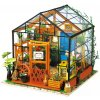 TSV-DG104 Room box - Květinový dům (stavebnice)
