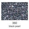 M9810-360 Madeira Metallic 10 - black pearl (20m)