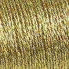 DMC380-D3852 Metalická příze Diamant - Dark Gold (35m)