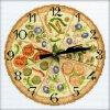 RT-M40010 Hodiny s motivem pizzy