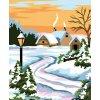 ARP988.0107.153 Zimní krajina