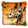 VE-PN0147957 Polštářek se žirafou (tapico)