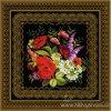 RIO-1642 Polštář s květy