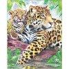 CPN10 Kreslení - Jaguár u vody