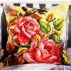OR9569 Polštář s růžemi