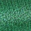 DMC380-D699 Metalická příze Diamant - Christmas Green (35m)