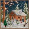 MH14-1834 Vánoční srub