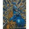 ART-03ART50400279 Malování podle čísel - Pávi (40x50cm)