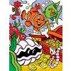 MFP15 První malování - Mořský poklad