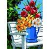 SEG-929.628 Lavice a květiny