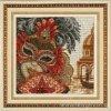 ZLR-M014 Benátská maska - Ona