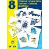AP991042-K Šablony A5 - Pro kluky (8ks)