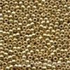 00557 Korálky - Old Gold (4,54g)