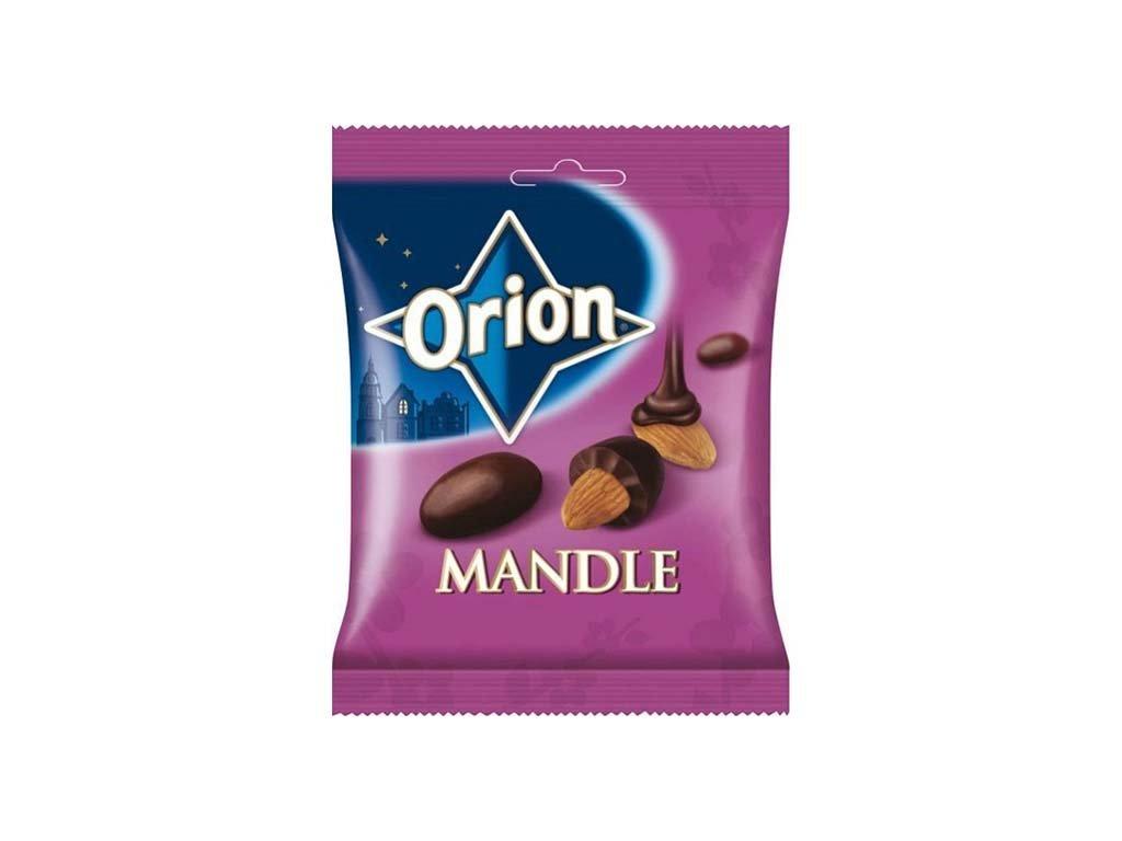 Mandle cokolada
