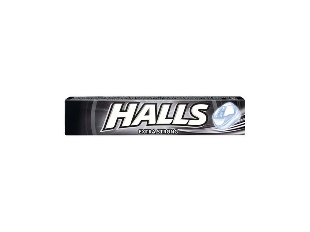 halls extra