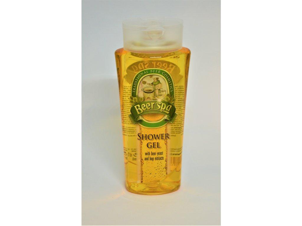 BEER SPA shower gel