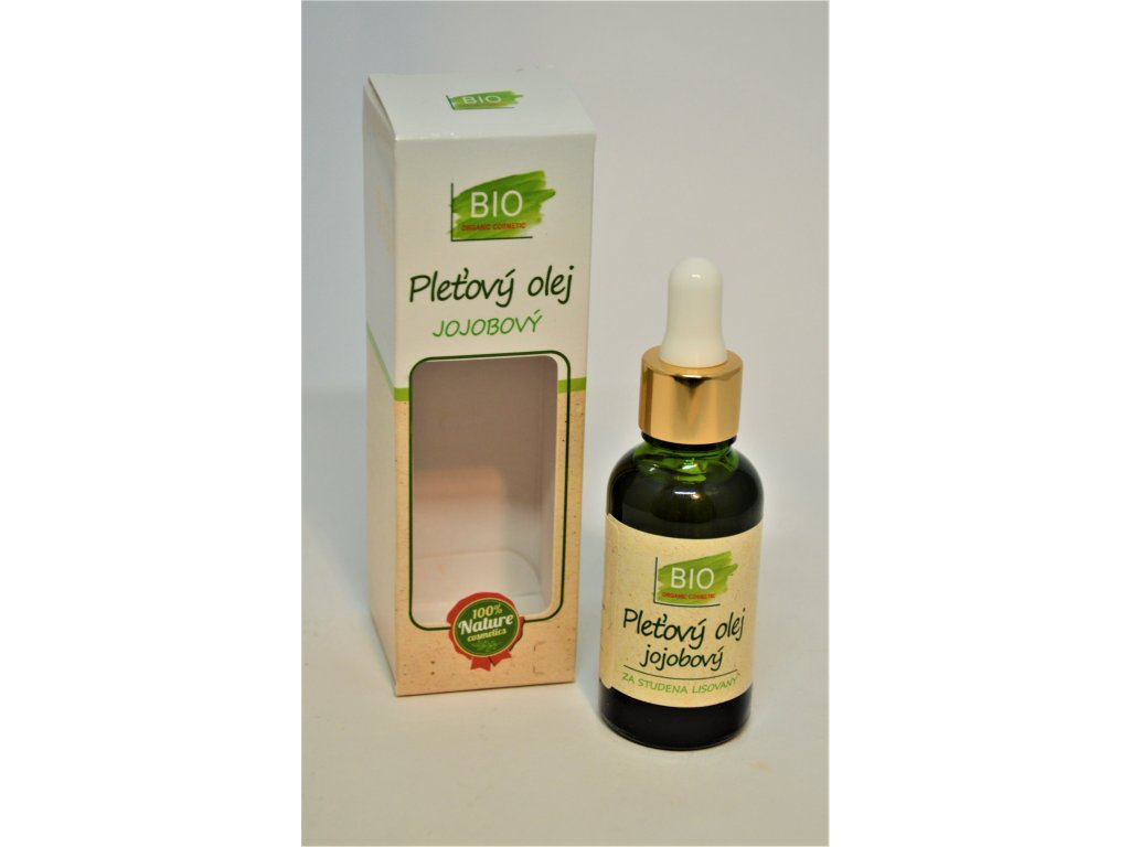 BIO Organic Cosmetic - Pleťový olej jojobový