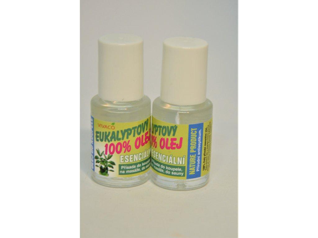 100% Eukalyptový olej Vivaco