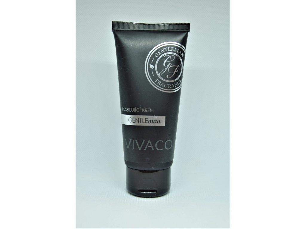 VIVACO Posilující pleťový krém Gentleman pro hydrataci a omlazení