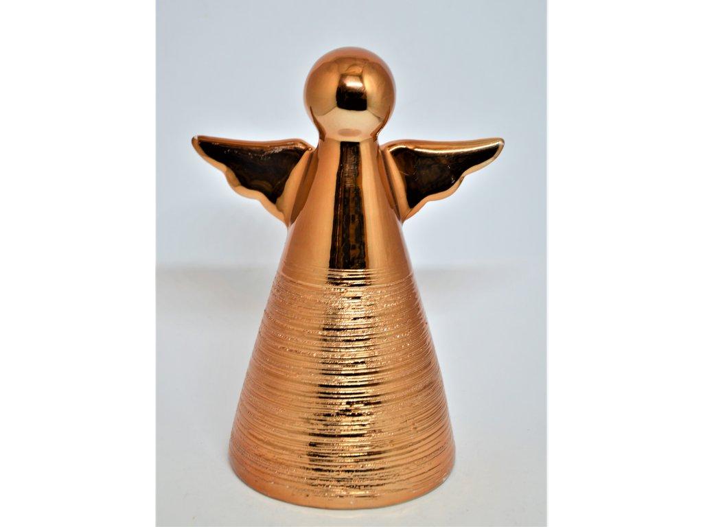 Bronzový anděl