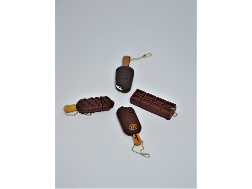 Flashka nanuk a čokoláda 32 GB