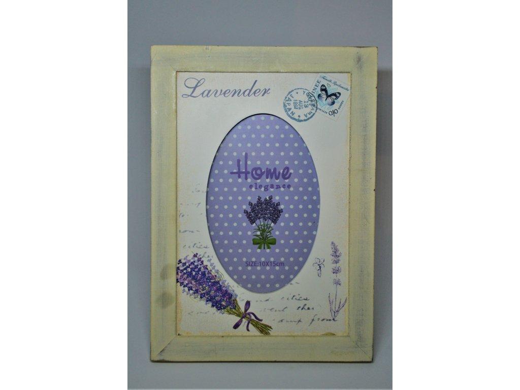 Fotorámeček Lavender