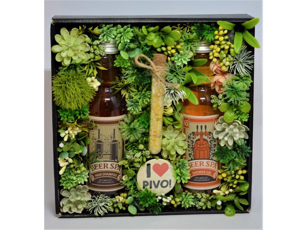 Dárková krabička Pro milovníky piva