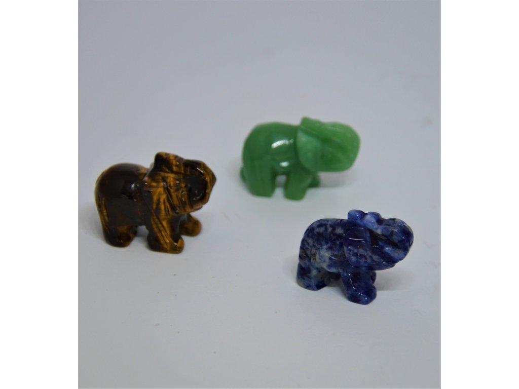 Slon pro štěstí