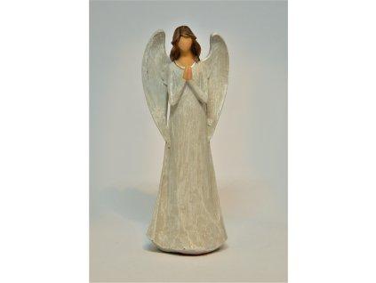 Šedý andělíček