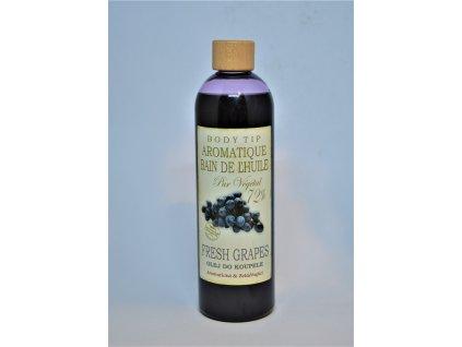 BODY TIP Olej do koupele hroznové víno