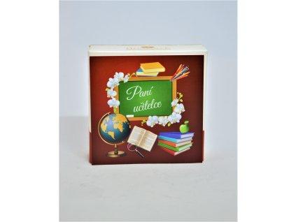 Čokoládové pralinky Pro učitelku