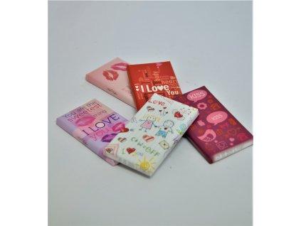 Miničokolády pro zamilované